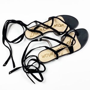 Sam Edelman Davina Strappy Leather Sandals